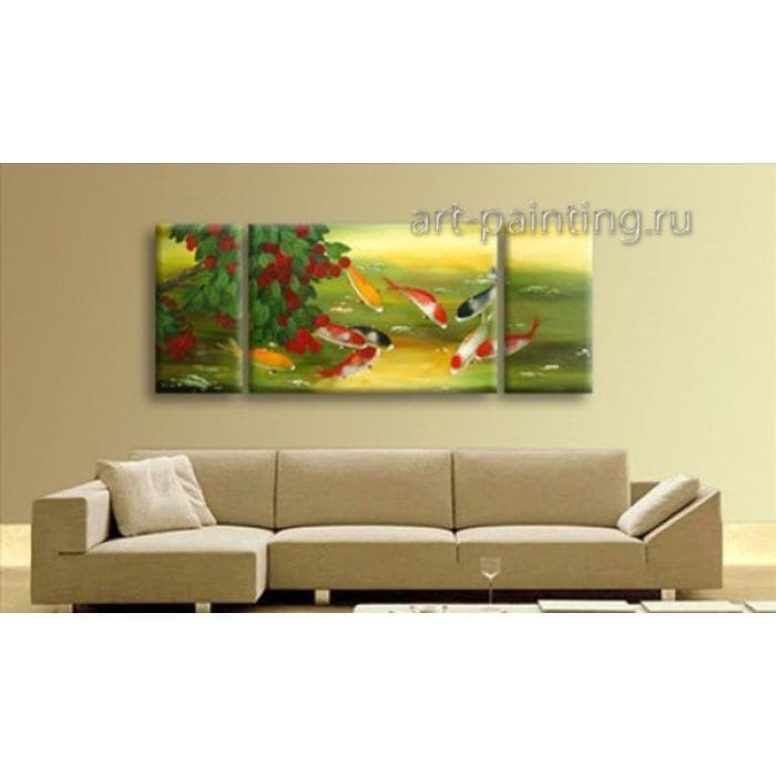 Купить и разместить картину в доме