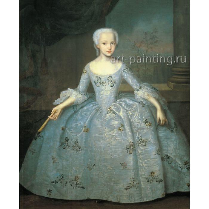 Русская живопись второй половины XVIII столетия
