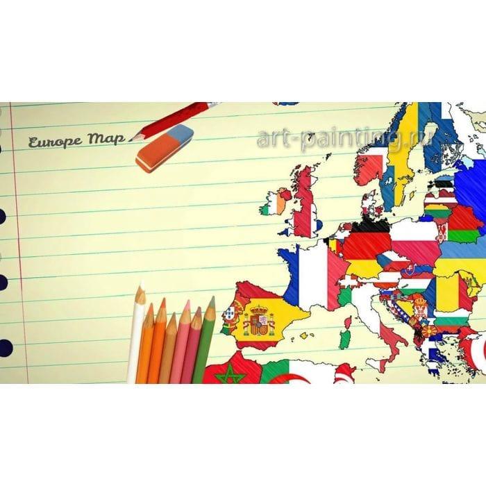 Галерея живописи. Основные направления в европейской живописи