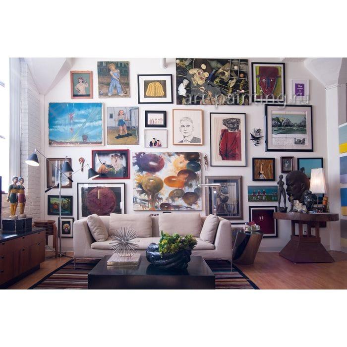Картинная галерея в квартире