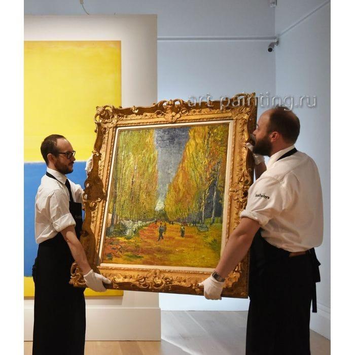 Инвестиции в произведения искусства - покупка картин