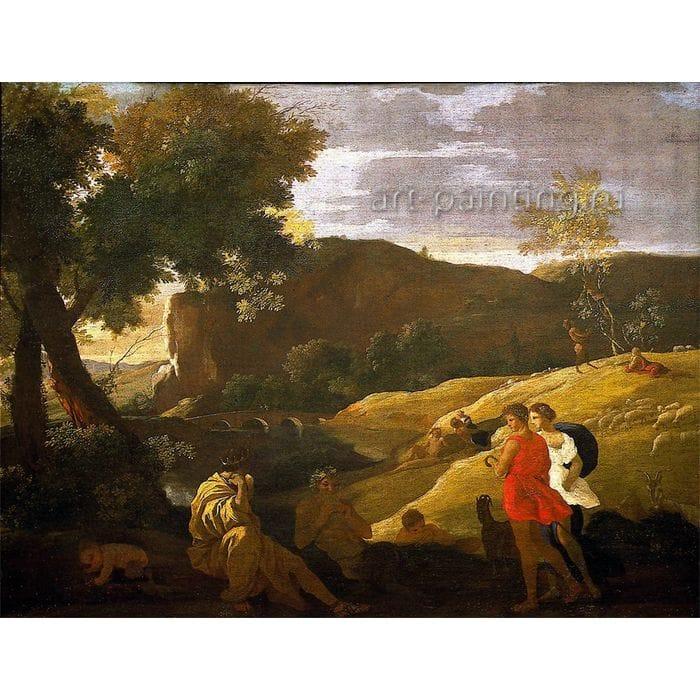 Классицизм в галерее живописи