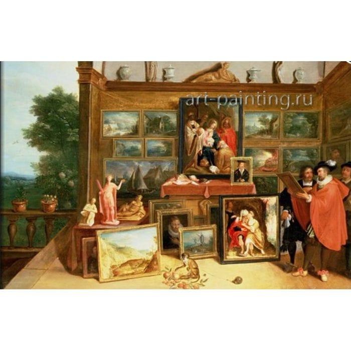 Продажа картин и хитрости торговцев