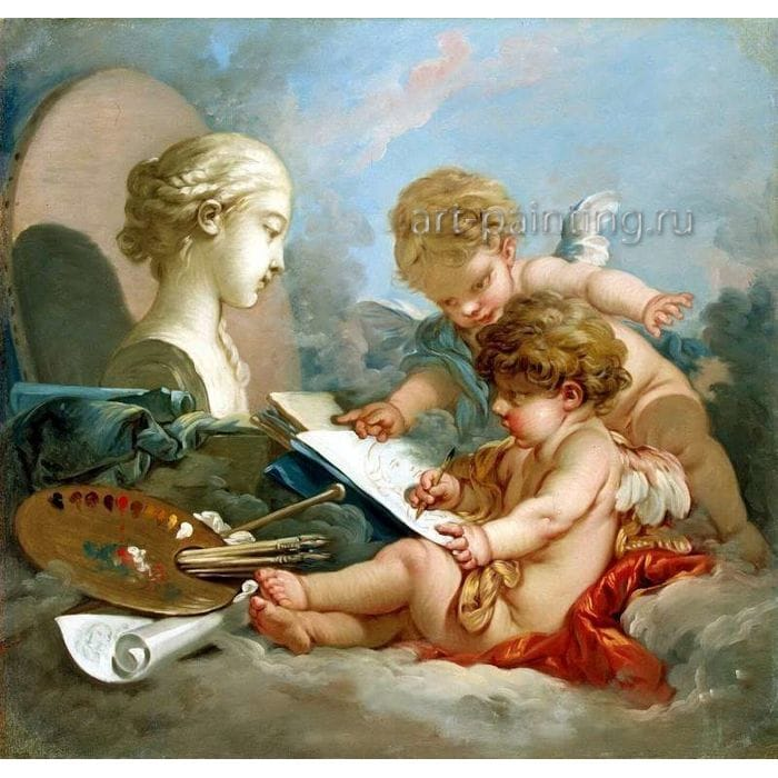 Продажа картин и исправления в коллекциях