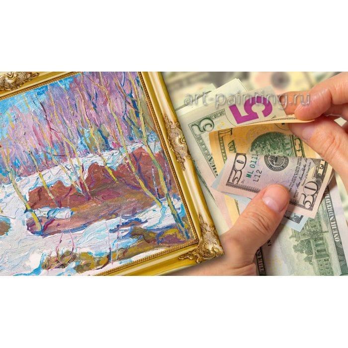 Коммерческий потенциал произведений искусства