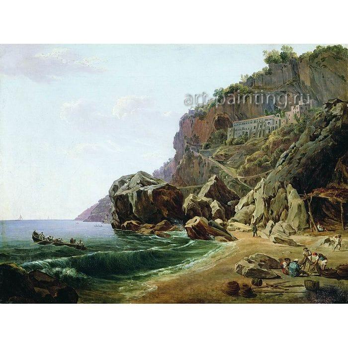 Романтический мазок в русской живописи