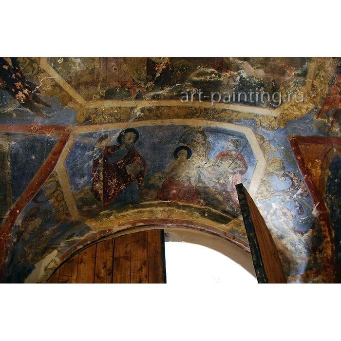 Сравнение итальянской и русской живописи