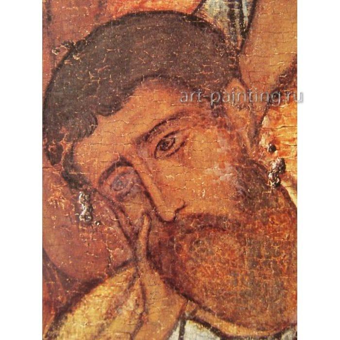 Романтический мазок в древнерусской живописи