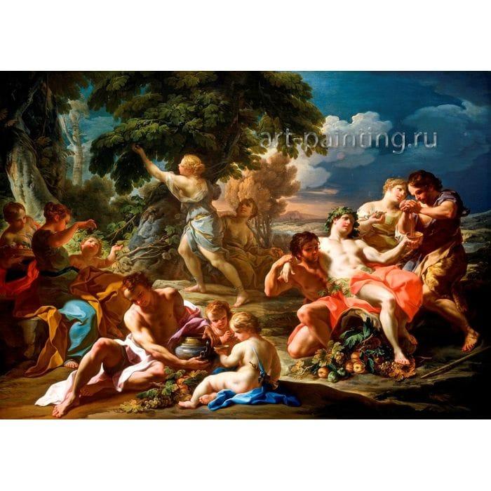 Произведения искусства и стиль барокко