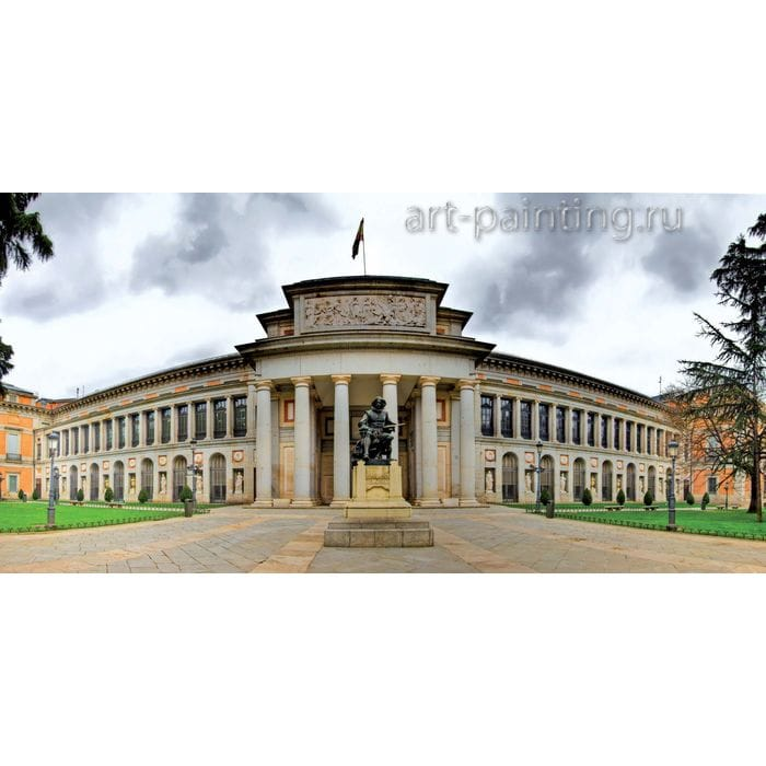 Музей Прадо и его картинные галереи