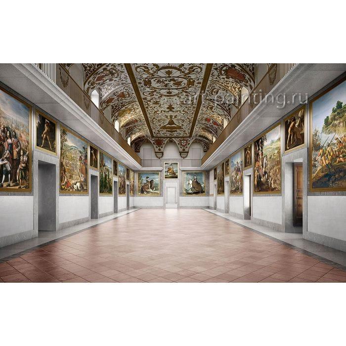 Художественная галерея и коллекция Прадо
