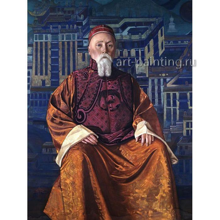 Картины русских художников - биография Николая Рериха